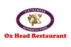Ox Head Logo